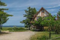 Ballein Cottage on Lake Michigan